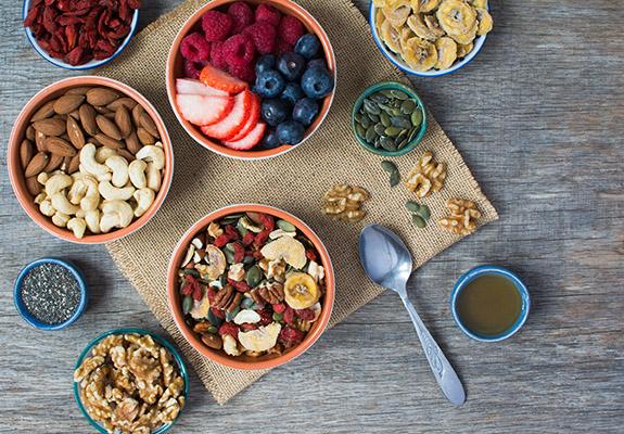 abnehmen durch richtige Ernährung