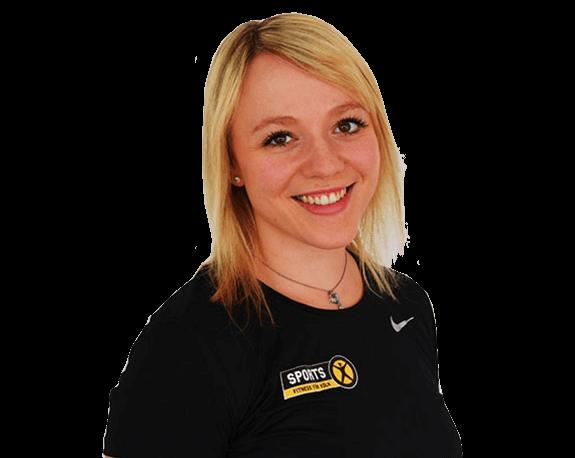 Nina Oswald Personal Trainer köln