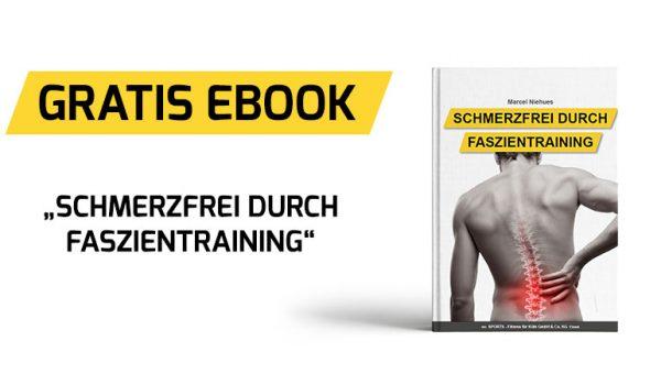 Schmerzfrei durch Faszientraining (Gratis Ebook)