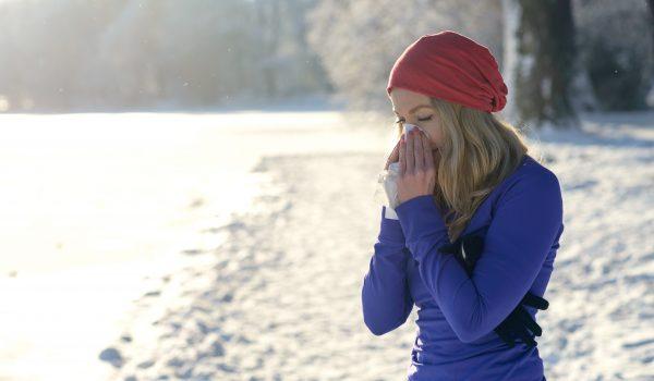 Winterzeit gleich Erkältungszeit: Wann darf ich trotzdem Sport machen?